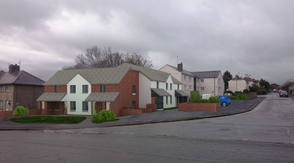 Work starts on Trem Elidir affordable apartments development