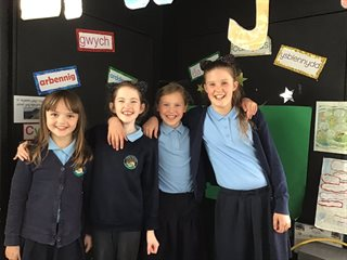 Ysgol y Garnedd on top in Welsh reading competition