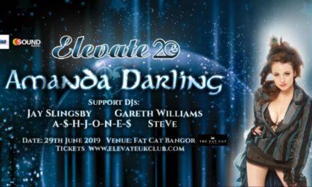 Hollywood DJ Amanda Darling to make UK debut in Bangor