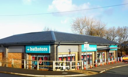 Bangor Bathstore at risk as company goes into administration