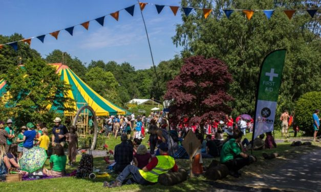 Draig Beats Festival returns to Treborth botanic gardens
