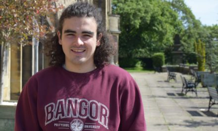 Bangor University student to embark on kayak trip of a lifetime