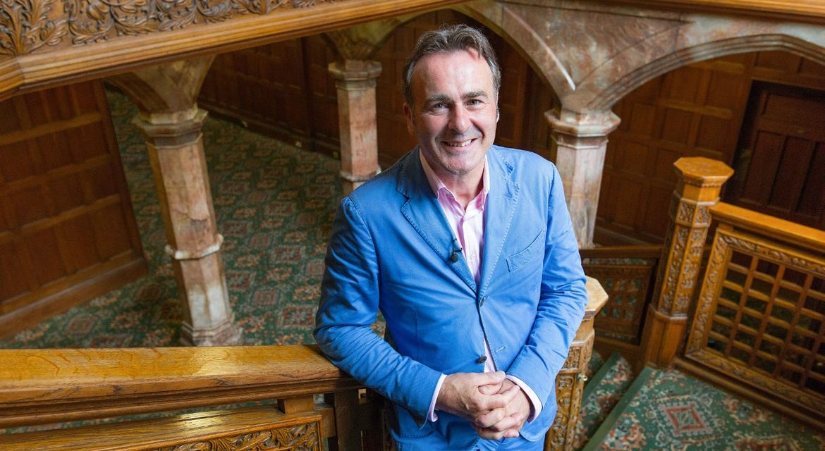 Watch BBC's Flog It visit to Penrhyn Castle in Bangor