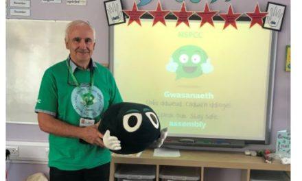 NSPCC 'Speak Out, Stay Safe' schools service seeks Welsh speaking volunteers