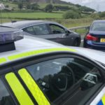 Police involved in 20 mile pursuit after fail to stop in Bangor