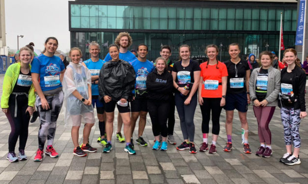 Students prove they are 'Born to Run' at Liverpool Rock 'n' Roll Marathon
