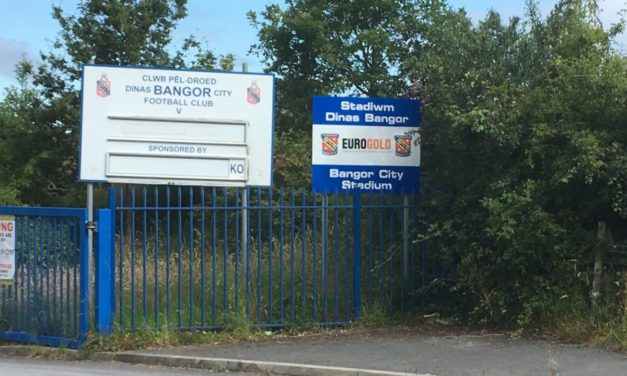 FAW suspend Bangor City from competitive games ahead of arbitration hearing