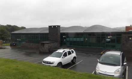 Plans to demolish former Coleg Menai Engineering building