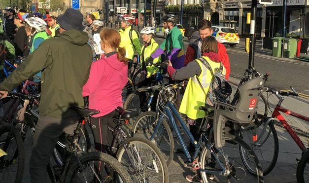 Extinction Rebellion group to hold cycle protest in Bangor