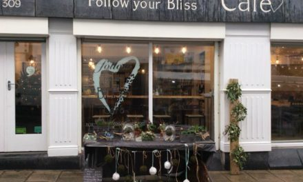 Follow Your Bliss Cafe on Bangor High Street closes