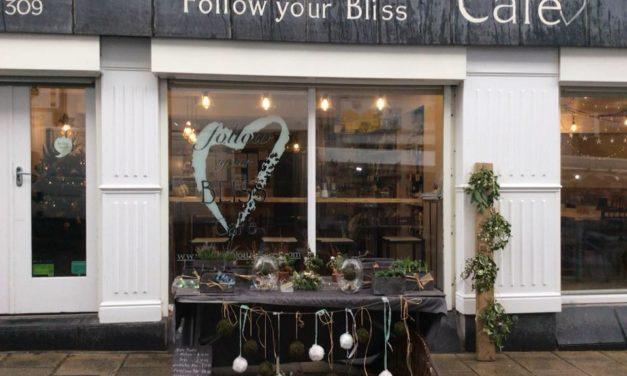 Follow Your Bliss Cafe on Bangor High Street closes