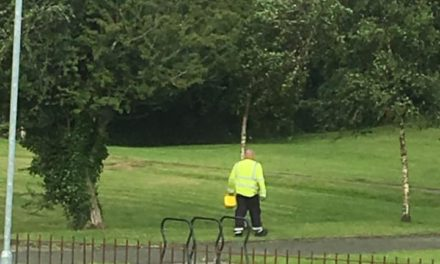 Anger after used needles found in Glanadda park