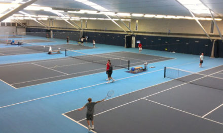 Bangor earmarked for indoor tennis centre as LTA announces £125m investment