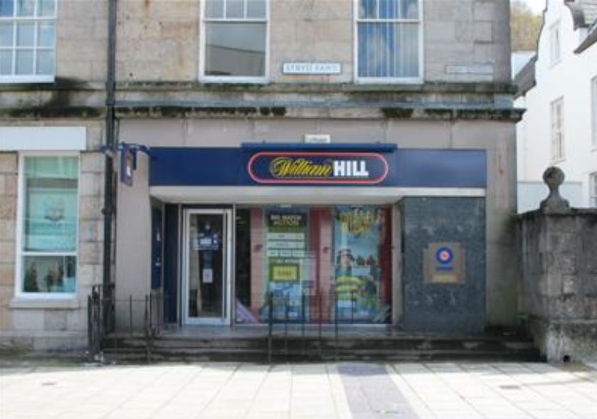 """William Hill to close 700 betting shops after """"significant fall"""" in revenue"""