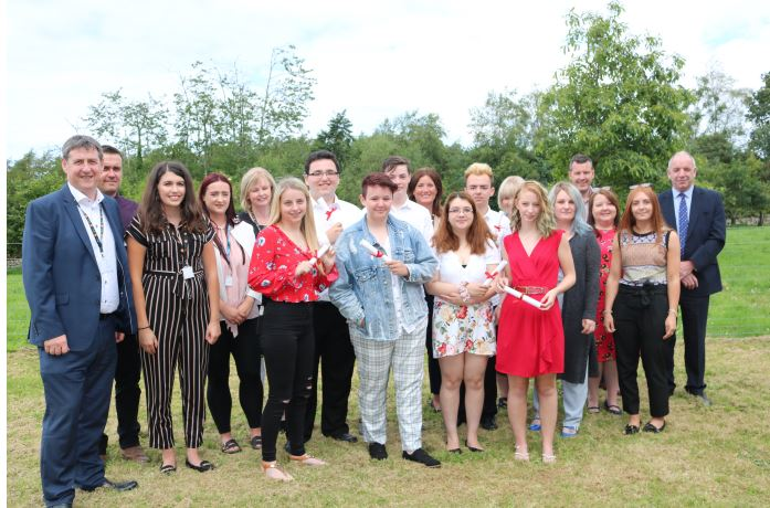 Project SEARCH graduates celebrate a successful year