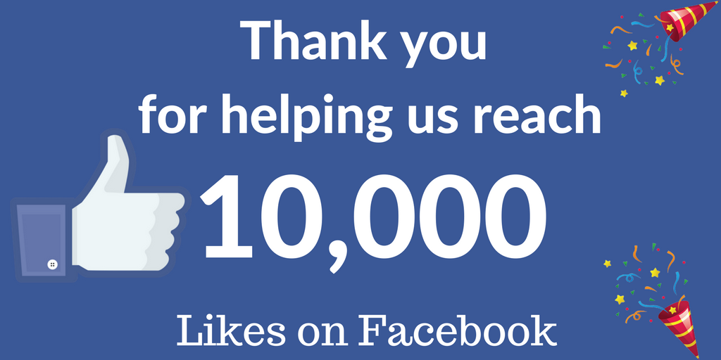 The Bangor Aye hits 10,000 Facebook Likes!