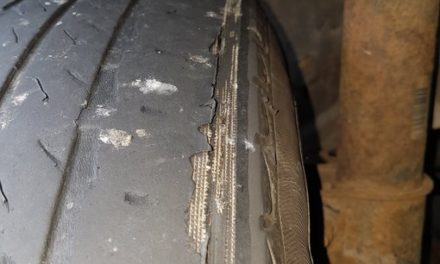 Police issue Tyre safety warning after Bangor road checks