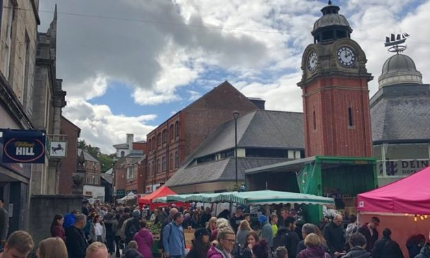 What's on at Bangor Food Festival 2019