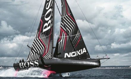 Bangor born yachtsman Alex Thomson eyes victory in round the world race