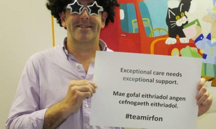 #TeamIrfon charity fundraising reaches £200,000