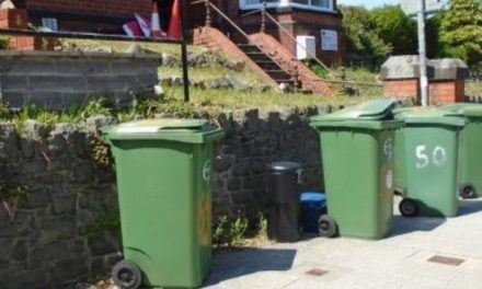 Council target Bangor in bins and recycling clampdown