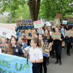 Youngsters call on adults to join them for Bangor Climate March