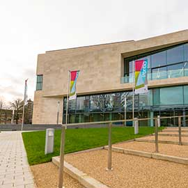 New Director appointed at Pontio Arts Centre