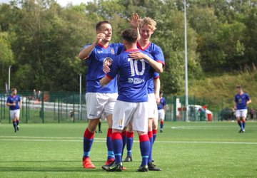 Bangor 1876 progress to the next round of the Welsh Cup
