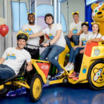 Children in Need Rickshaw Challenge to travel from Holyhead to London