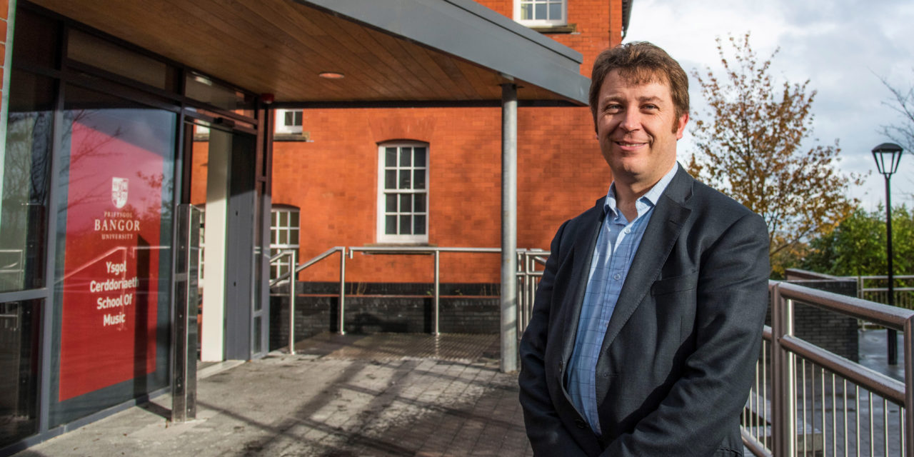 Bangor Professor appointed President Elect of the Incorporated Society of Musicians