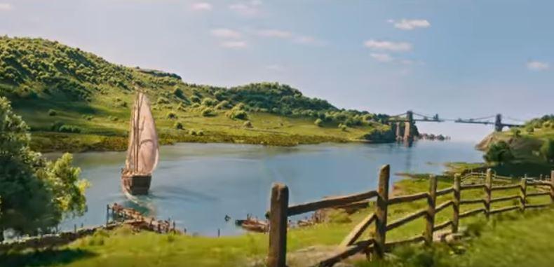 Watch: Official trailer for 'Dolittle' which filmed scenes on Menai Bridge