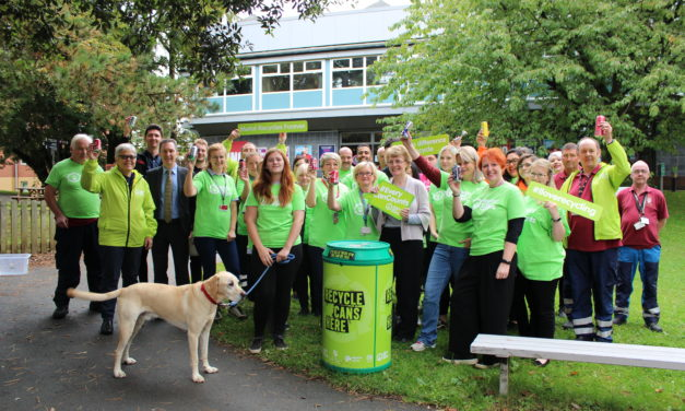 Every Can Counts at Bangor University
