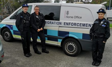 One arrest after immigration enforcement and police operation in Bangor