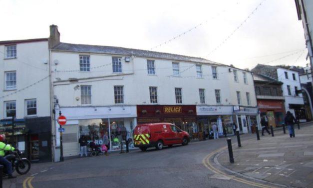 Former Debenhams building on Bangor High Street up for sale
