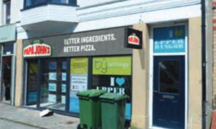 Papa John's Pizza Target Bangor Takeaway