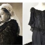 Queen Victoria's black dress to feature in Storiel exhibition