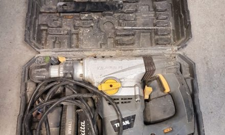 Bangor police hope to reunite stolen tools with their owner
