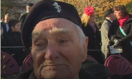 Remembrance Sunday: 'I haven't heard from my friend since 1944'