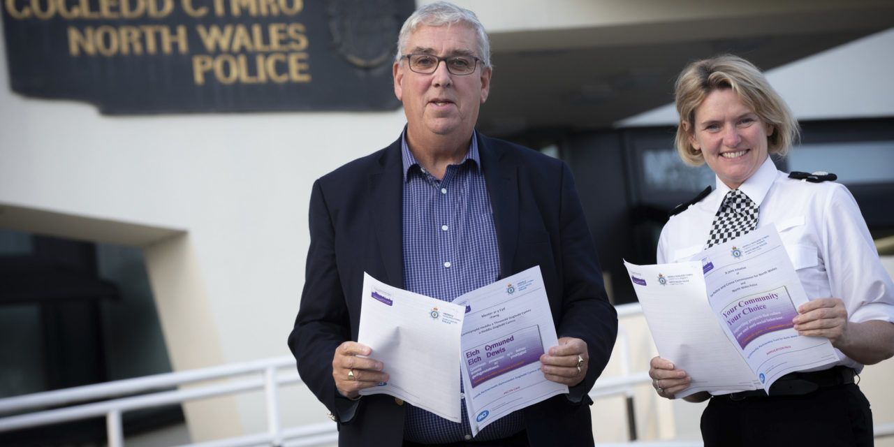 Community groups given chance to claim crooks' cash