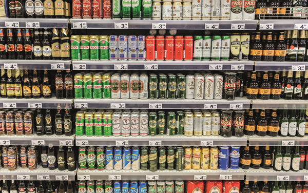 Welsh Government introduce 50p minimum unit price for alcohol