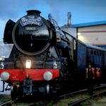 The Flying Scotsman returns to North Wales