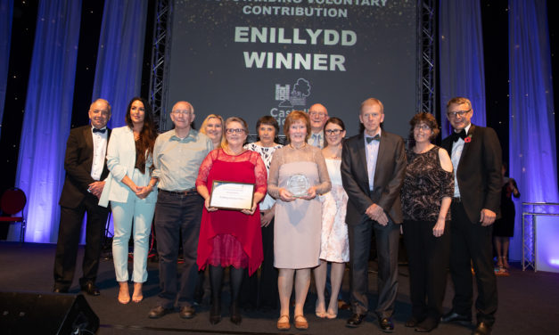 Hearing Aid Support Volunteers recognised for putting patients first