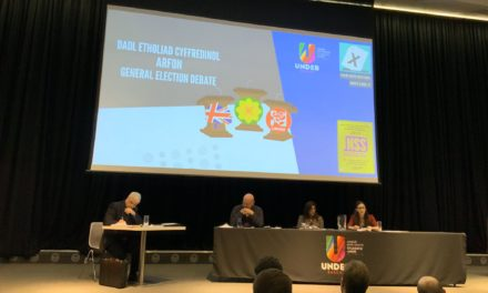 Bangor Student's Union host successful election candidate debate
