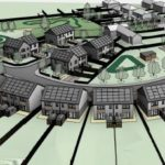 Plans submitted for 30 new homes at Pen y Ffridd in Bangor